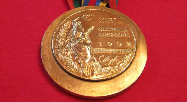 Az első magyar olimpiai aranyérem története