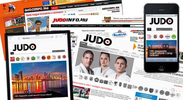 Segítséget kérünk a Judoinfo működéséhez