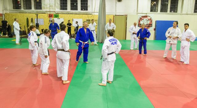 Több tucat érem a Magyar Judomesterek Clubjának tarsolyában