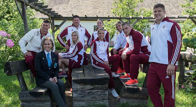 Nyolc judósunk jutott ki az olimpiára!