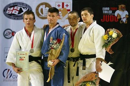 Ungvári Miklós a második Európa-bajnoki címét nyerte hat esztendővel ezelőtt Tbilisziben